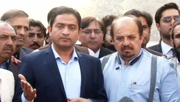 PTI files reference with ECP seeking disqualification of ...