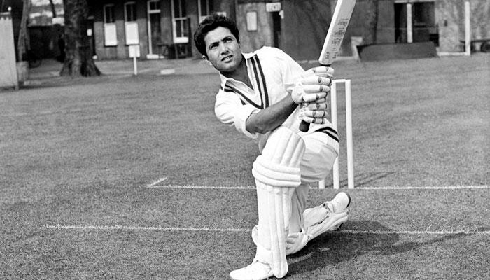 Google honours 'Little Master' Hanif Mohammad with a doodle on his birthday