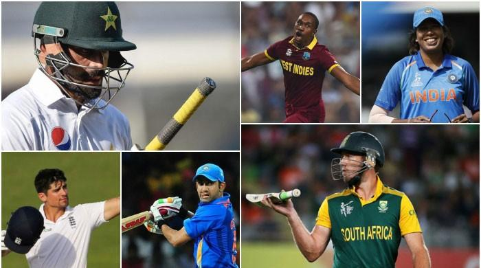 Cricketers who retired in 2018