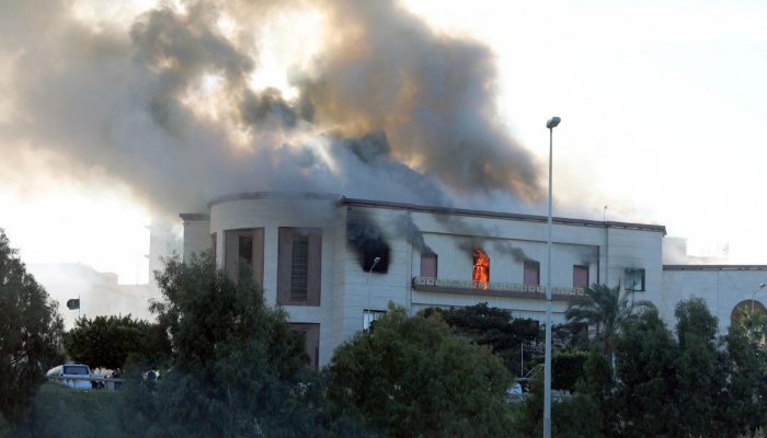 Attack on Libya's foreign ministry leaves three dead