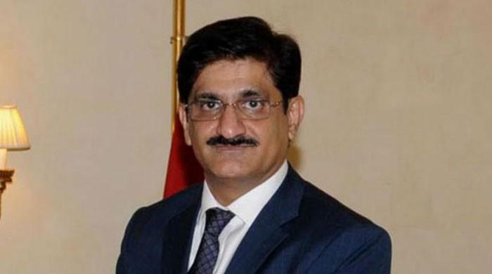 Money laundering case: CM Sindh says his name was 'fitted' in JIT report