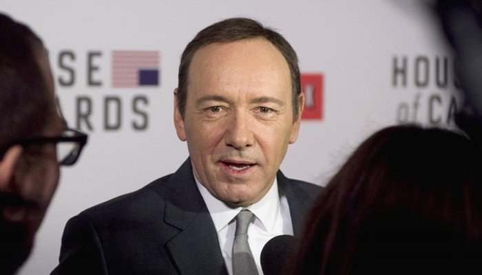 Kevin Spacey Officially Charged With Felony Sexual Assault