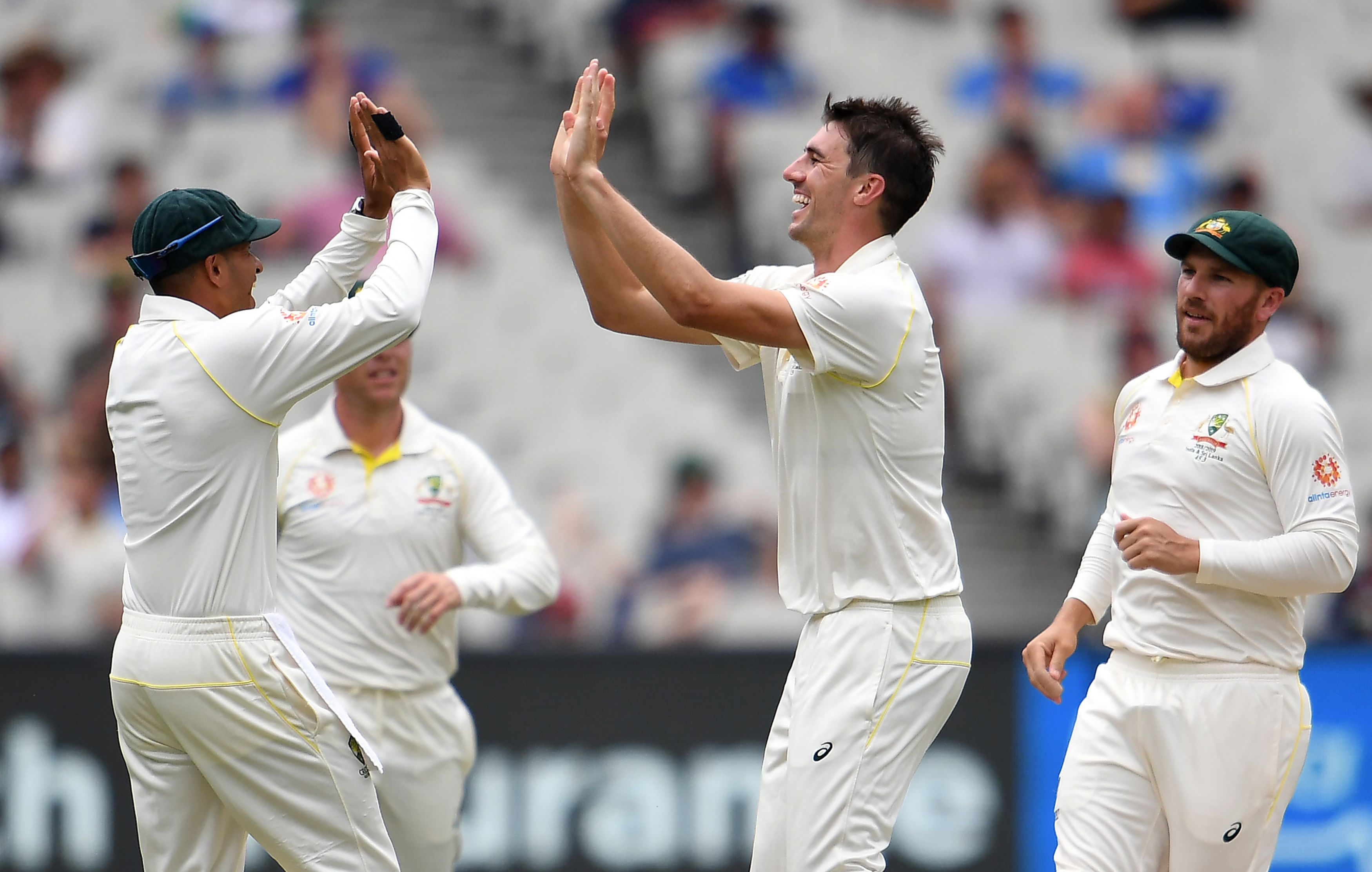 Australia fight back against India in action-packed day three