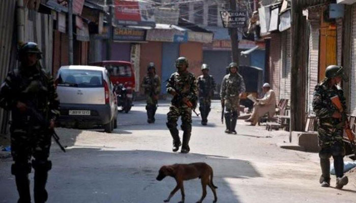 Indian troops martyr four more youth in IOK