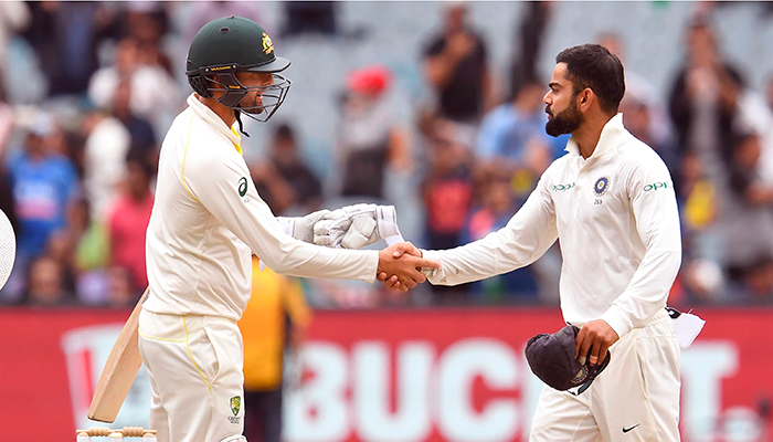 Pat Cummins frustrates India as Australia take 3rd Test to a 5th day