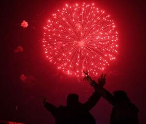 Pakistan welcomes 2019 with dazzling displays of fireworks