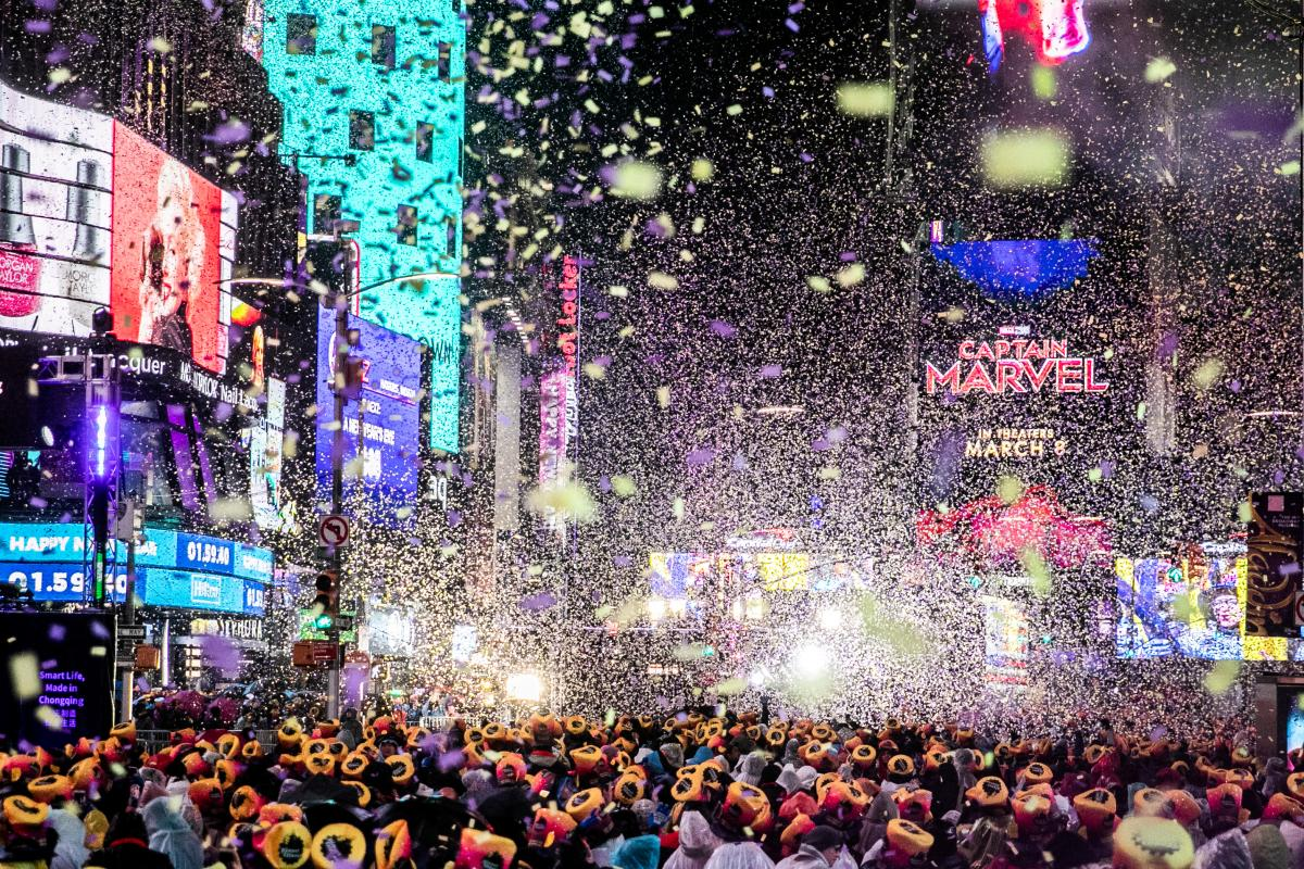 NYPD Outlines Security Measures for New Year's Eve