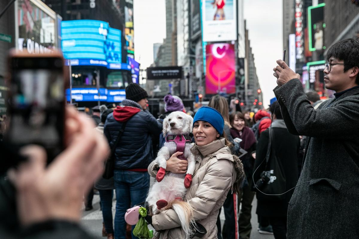 Watch Times Square Ball Drop Online, on TV