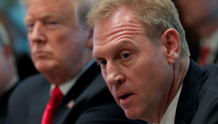 New Pentagon chief Shanahan sees China as top priority