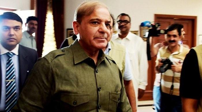 Shehbaz excuses himself from chairing PAC meeting as backache worsens