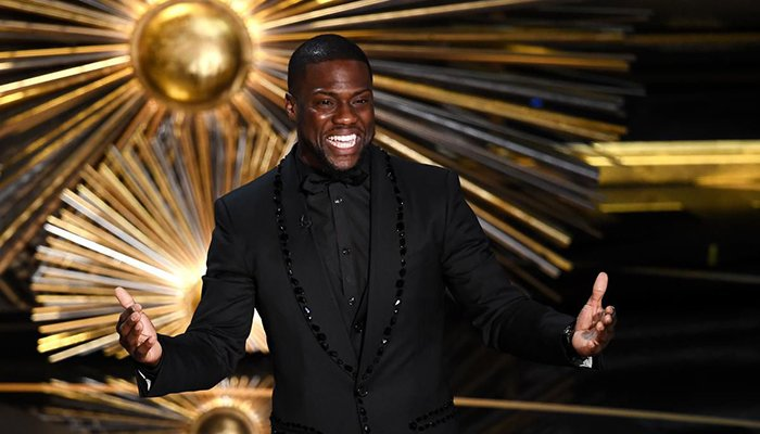 Kevin Hart Discusses Oscars And Homophobic Tweets On 'Ellen'