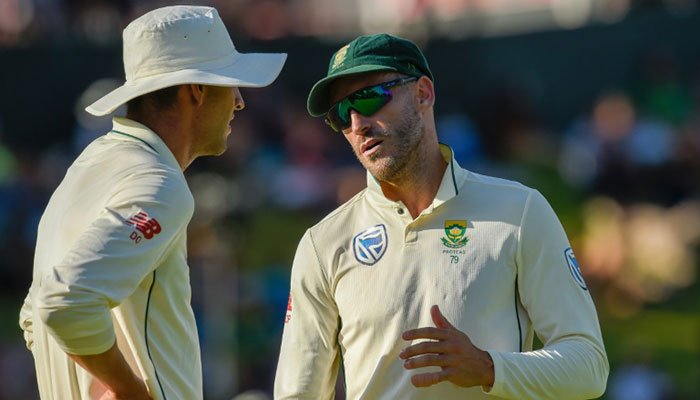 Proteas win toss and put Pakistan into bat