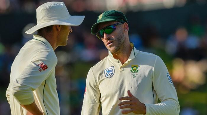 South Africa skipper Du Plessis suspended for third Test
