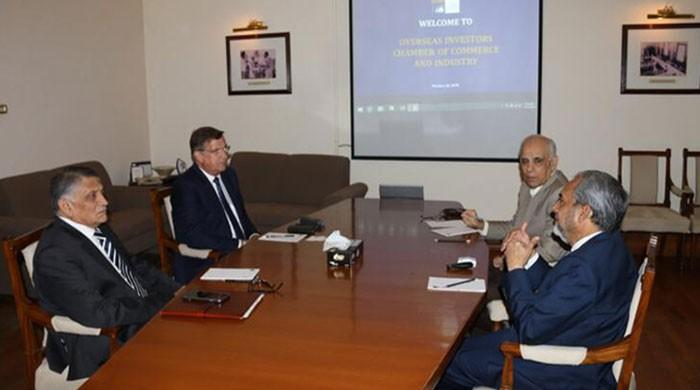 Novartis looking to expand healthcare initiatives in Pakistan: chairman