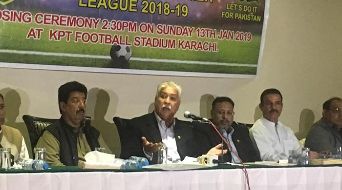 PFF president requests FIFA to send fact-finding committee to Pakistan
