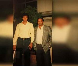 Imran Khan's 'cabbie friend' in London happy for his success