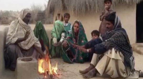 Chilling winters in Thar desert