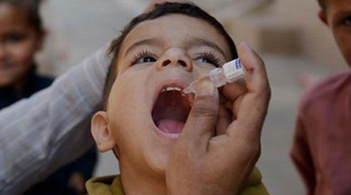 Eight cities, including Karachi, record active polio virus transmissions