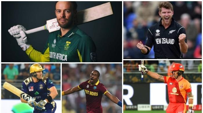 Five overseas cricketers to look out for this PSL