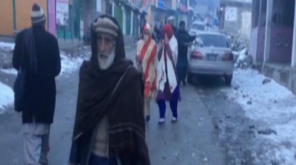 Extreme cold brings life to a standstill in Gilgit-Baltistan