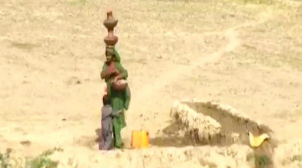Water scarcity threatens survival in Badin