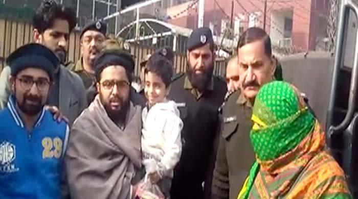 Five-year-old missing boy recovered from Lahore, kidnapper arrested