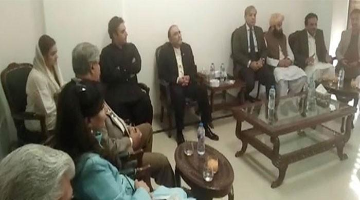 Opposition agrees to adopt joint strategy, give tough time to govt