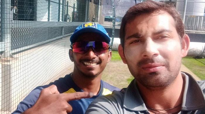 Qalandars' spin duo bowls to Sri Lankan team in nets