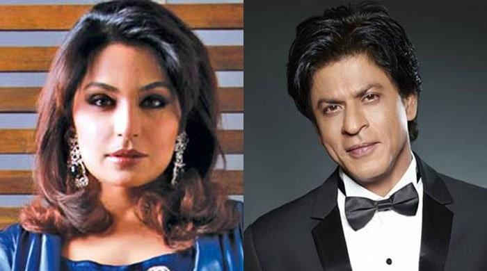 Meera expresses desire to work with SRK in films