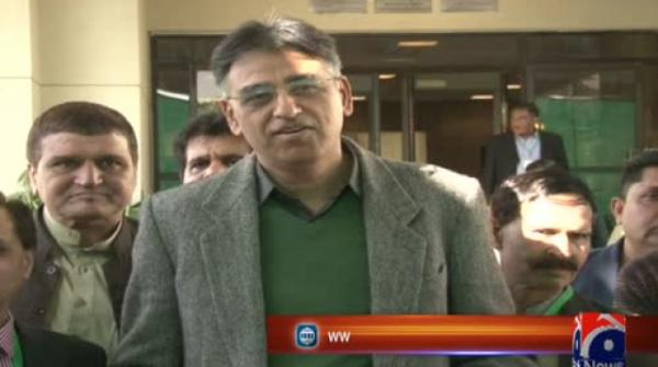 Nai Gaj dam construction: Finance Minister Asad Umar appears before SC