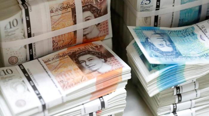 British pound rallies after Brexit vote