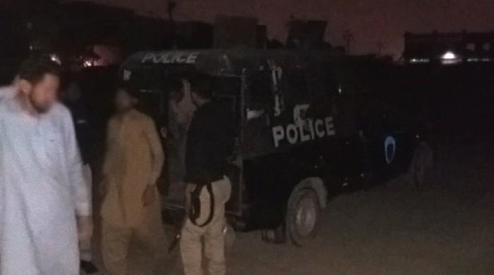 Three suspects, including a fugitive, arrested in multiple raids in Karachi