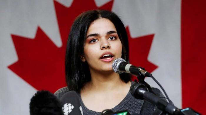 'Will work in support of freedom for women' globally: Rahaf Mohammed