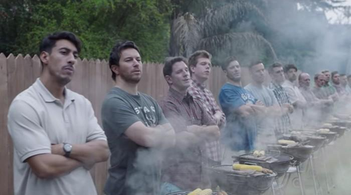 Gillette advert against 'toxic masculinity' faces backlash for 'attacking men'