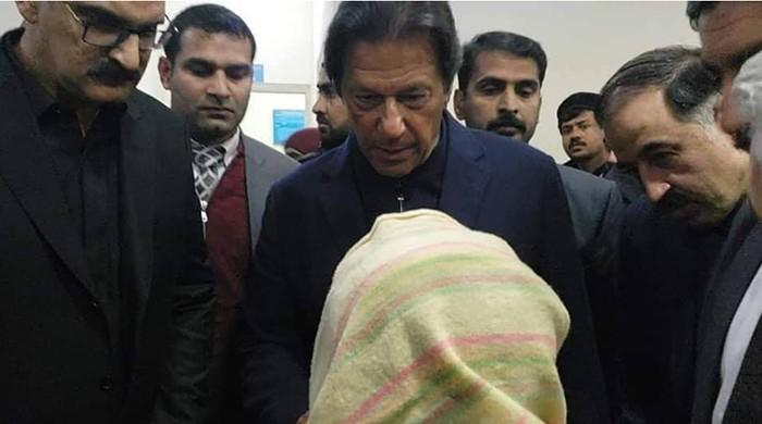 PM Imran pays surprise visit to Benazir Bhutto Hospital in Rawalpindi
