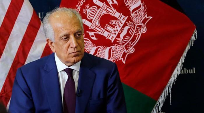 US envoy Zalmay Khalilzad's Pakistan visit delayed