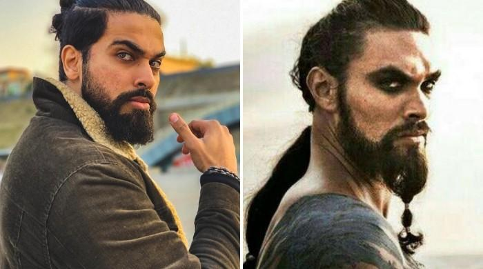 Pakistani-American rapper's uncanny resemblance to Khal Drogo stirs social media frenzy
