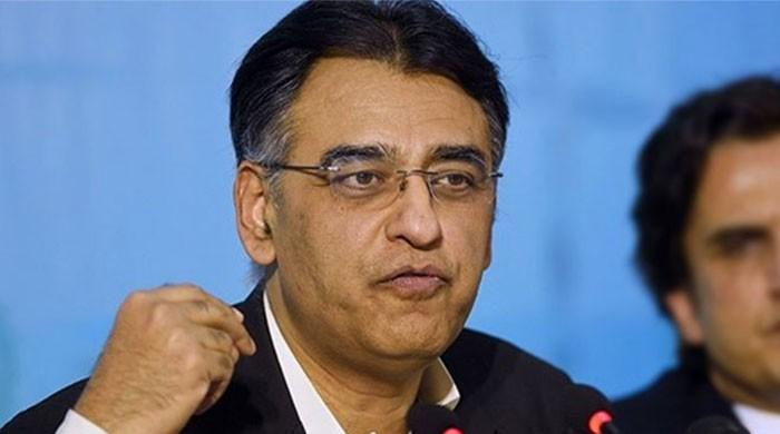Seeking aid from friendly countries for last time: Asad Umar