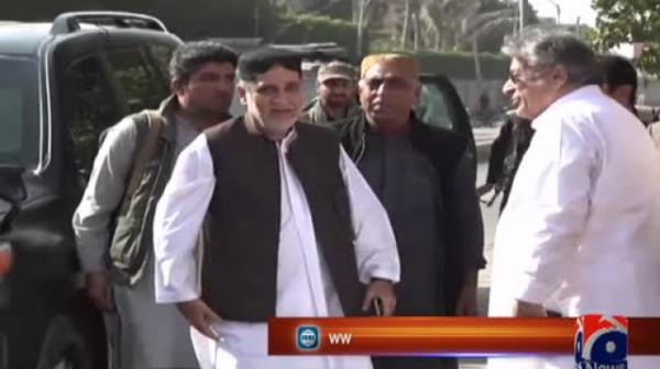 Not part of PTI's govt, only gave external support: Akhtar Mengal