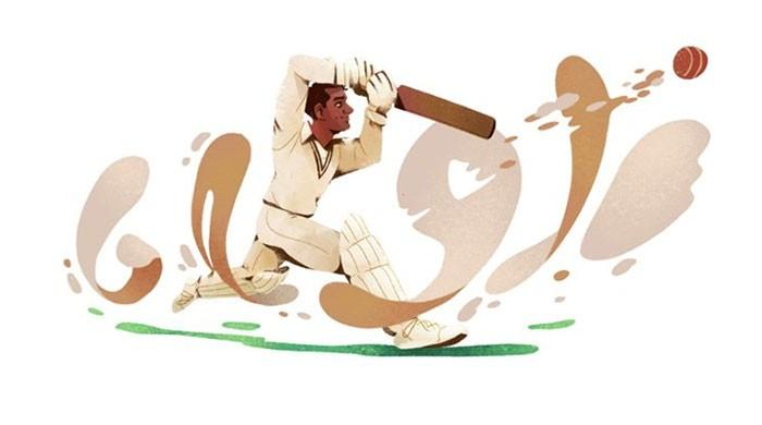 Google pays tribute to Pakistan's first Test captain Abdul Hafeez Kardar