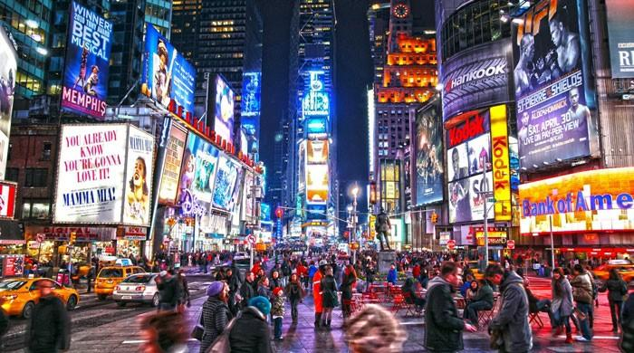 New York breaks tourism record in 2018