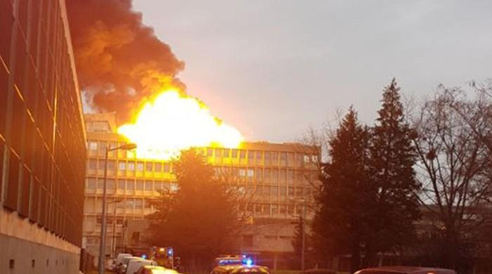 Multiple injured in university explosion in Lyon, France