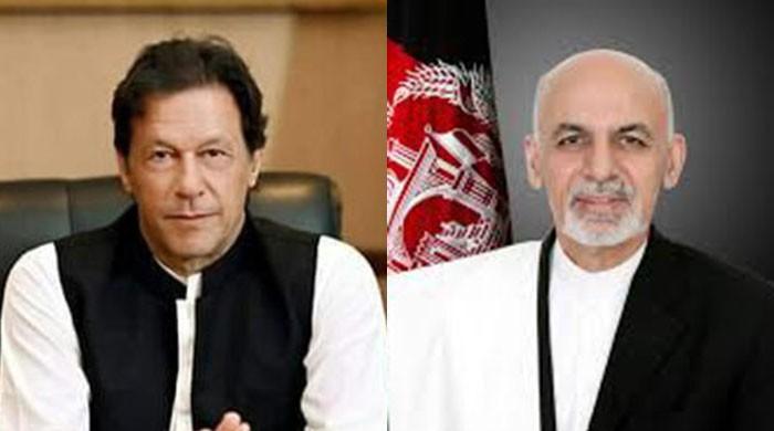 PM Imran, Afghan President Ghani discuss bilateral relations