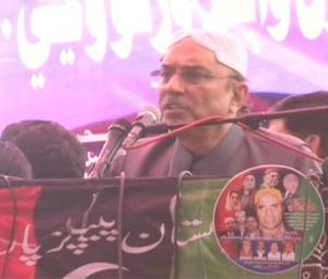 PM Imran will not complete five-year term, predicts Zardari