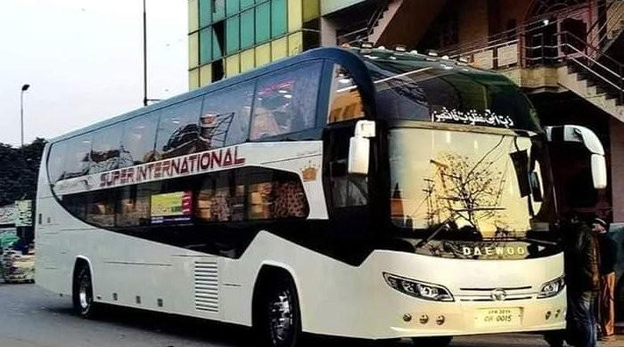 Karachi to Quetta luxury bus service launched