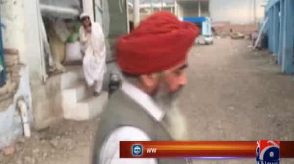 Sikh community hopes for revival of Bara Bazaar