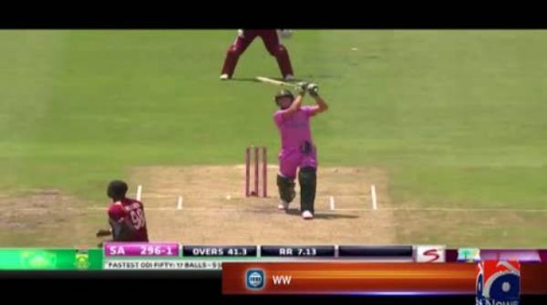 AB de Villiers is my only hero: Javeria Khan