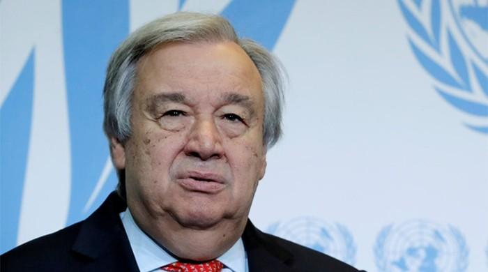 Hope Pakistan, India 'engage in a meaningful dialogue': UN chief