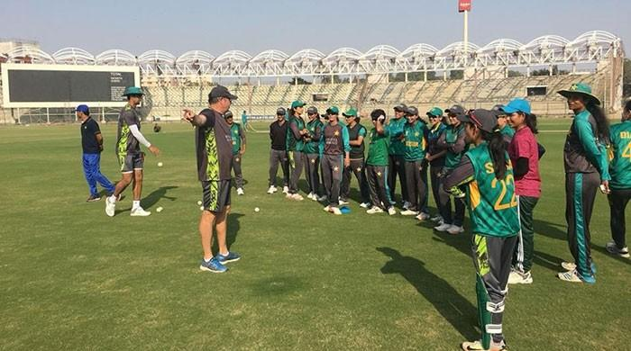 Need 'A' teams to improve Pakistan women cricket standards: Mark Coles