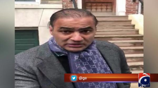 Aleema built apartment in New Jersey with Zakat money, alleges Abid Sher